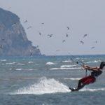 Kitesurfing στο Διόνι Κατοχής