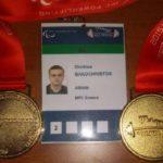 Ο αρσιβαρίστας από το Μοναστηράκι που πήρε δυο παγκόσμια χρυσά μετάλλια