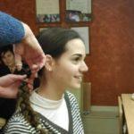 Η μαθήτρια απο τον Αστακό που δώρισε τα μαλλιά της
