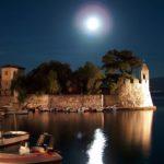 """""""Μια νύχτα στο λιμάνι της Ναυπάκτου"""""""