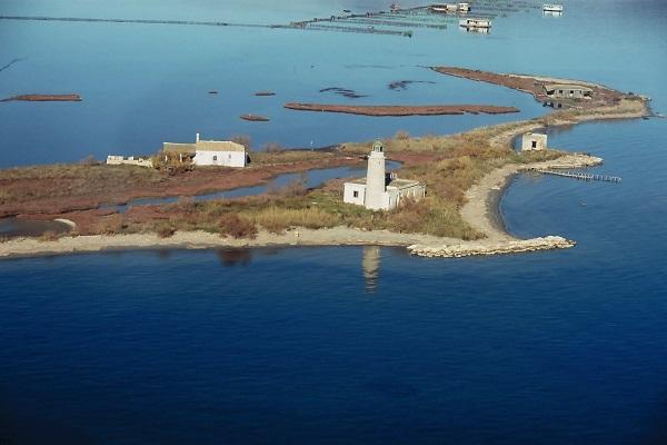Βυζαντινά και μεταβυζαντινά μνημεία στη λιμνοθάλασσα