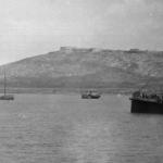 Σπάνιες φωτογραφίες από το κάστρο του Αγίου Γεωργίου στην Πλαγιά