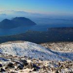 Τα χιονισμένα βουνά της Αιτωλοακαρνανίας