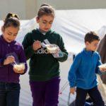 """""""Συγκέντρωση τροφίμων για τους πρόσφυγες στο Μεσολόγγι"""""""