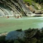 """""""Βουτιές στο ποτάμι για τη νεολαία στην Ποταμούλα"""""""