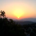 """""""Μαγευτική ανατολή από τα βουνά της Αιτωλοακαρνανίας"""""""