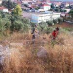 """""""Εθελοντικός καθαρισμός στη Παλαιομάνινα"""""""