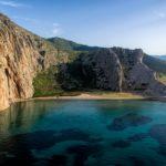 Η ειδυλλιακή παραλία Λιμνοπούλα στη Κάτω Βασιλική