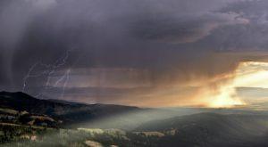 Γιατί βρέχει συνέχεια στην Αιτωλοακαρνανία;