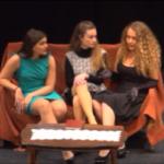 Η θεατρική παράσταση «Η Ρένα εξώκειλε» του ΓΕΛ Βόνιτσας