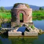 Ένας βυζαντινός ναός στα νερά του Μαύρικα Αγρινίου