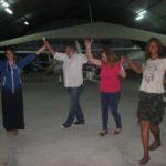 Πανσέληνος στην Αερολέσχη Αγρινίου παρέα με Ελβετούς «Παραπεντίστες»