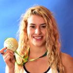 Έλεν Μαρούλις: Η Αμερικανίδα Ολυμπιονίκης στη πάλη με καταγωγή από τον Κάλαμο!