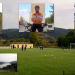 Διένυσε 185χιλ. με το ποδήλατο για να δει το παιχνίδι ΑΕ Βάλτου-ΑΕΜ