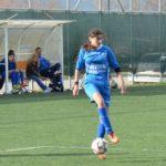 Στην Εθνική Κορασίδων η ποδοσφαιρίστρια Ρούλα Πούλιου από τα Όχθια!
