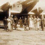 Οι πρώτες αεροπορικές πτήσεις στο Αγρίνιο