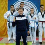 Μεγάλες επιτυχίες για τον Κένταυρο Αστακού στο Πανελλήνιο Κύπελλο Tae Kwon Do!