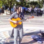 Street music στη κεντρική πλατεία του Αγρινίου!