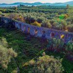 Το φοβερό αρχαίο ρωμαϊκό υδραγωγείο στη Σταμνά