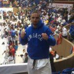 Ο Ναυπάκτιος Γιάννης Πύργας κατέκτησε την 2η θέση του Παγκόσμιου Πρωταθλήματος Knockdown Karate