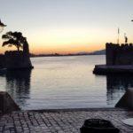 Πρωινό περπάτημα στο λιμάνι της Ναυπάκτου