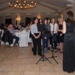 Η ετήσια χοροεσπερίδα της χορωδίας «Αγίας Σκέπης» και οι βραβεύσεις της