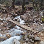 Μια χειμωνιάτικη μέρα στην Κοσκινά του ορεινού Θέρμου