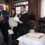 Κοπή της πρωτοχρονιάτικης πίτας για τον Σύνδεσμο Χρυσοβιτσάνων Ξηρομέρου