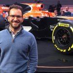 Ο Ναυπάκτιος αεροδυναμιστής της McLaren και ο μαγικός κόσμος της Formula1