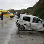 Ψηλά στη «μαύρη» λίστα με τα τροχαία ατυχήματα η Δυτική Ελλάδα