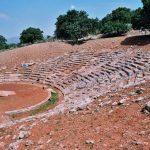 Στα «σκαριά» η πολιτιστική διαδρομή στα αρχαία θέατρα της Αιτωλοακαρνανίας