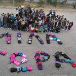 «Μίλα τώρα!» το μήνυμα των μαθητών του Γυμνασίου Ευηνοχωρίου κατά της σχολικής βίας