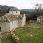 Το ιστορικό εξωκλήσι της Αγίας Παρασκευής στα Σαρδίνια Βάλτου