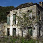 Δρομίστα: Το ερειπωμένο χωριό «φάντασμα» τoυ Βάλτου