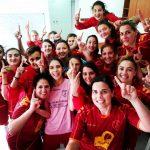 Η γυναικεία ομάδα «Μεσολόγγι 2008» στην Α' Εθνική!