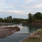 Έλαβε τέλος η διάβρωση του εδάφους από τον Αχελώο στο Λεσίνι