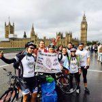 Ο Καλυβιώτης που θα διανύσει με ποδήλατο ολόκληρη τη Μ. Βρετανία!