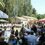 Με παραδοσιακή μουσική, χορό και φαγητό γλέντησαν οι Γουριώτες στη «Γιορτή Πρατίνας»