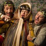 Η «Ειρήνη» του Αριστοφάνη στο Θέατρο Λιμένα Μεσολογγίου