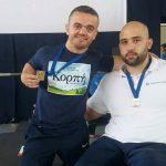 «Χρυσό» για τον Δημήτρη Μπακοχρήστο στο Πανελλήνιο Πρωτάθλημα Άρσης Βαρών σε πάγκο!