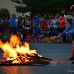 Το έθιμο του Κλήδονα και οι φωτιές του Άη Γιάννη στο Αιτωλικό