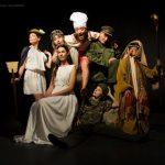 Η «Ειρήνη» του Αριστοφάνη σε Πρέβεζα και Λευκάδα