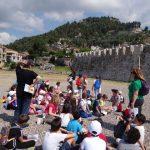 Με επιτυχία οι πολιτιστικές δράσεις της Εφορείας Αρχαιοτήτων Αιτ/νίας και Λευκάδος