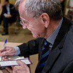 Με επιτυχία η παρουσίαση του νέου βιβλίου του Πάνου Σόμπολου
