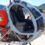 Από τη Ναύπακτο ο άτυχος πιλότος του μοιραίου ελικοπτέρου στον Σχοινιά