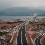 Η Ιόνια Οδός «ενώθηκε» με τη Γέφυρα Ρίου-Αντιρρίου (video)