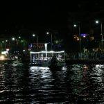 Το καλοκαιρινό έθιμο της «βαρκαρόλας» στο λιμάνι της Αμφιλοχίας