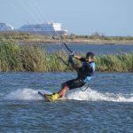 2ο Φεστιβάλ Kitesurf: Ένα «δροσερό» αθλητικό διήμερο στο Διόνι Κατοχής