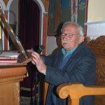Ο γηραιότερος εν ενεργεία ιεροψάλτης της Ελλάδος από τα Κρυονέρια Ορεινής Ναυπακτίας