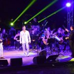 Μια μαγική βραδιά χάρισε ο Μάριος Φραγκούλης στο Αρχαίο Θέατρο Οινιάδων